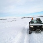 How to Drive on Snow and Ice without Chains
