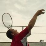 How to Make a Tennis Ball Serve