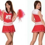 How to Dress as a Cheerleader