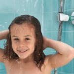 How to Transition your Child from taking Baths to Shower