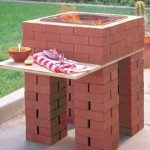 How to Build a Brick Grill