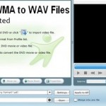 How to Convert WMA to WAV Files
