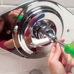 How to Change a Shower Faucet