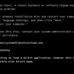 How to Deal With Error Loading Operating System