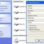 How to Format a Hard Drive with XP