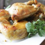 How to Cook Marinated Chicken in the Oven