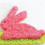 How to Make a Bunny Rabbit Cake