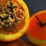 How to Make a Fruit Clock