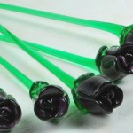 How to Make Hand Blown Glass Roses