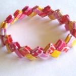 How to Make Starburst Wrapper Bracelets